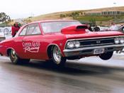 Capitol Glass Racing